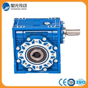 RV Series Shaft Mounted Worm Gearbox Nrv040 pictures & photos