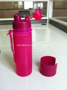 20oz Plastic Foldable Water Bottle pictures & photos