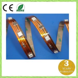 Flexible LED Tape Light with Yellow PCB pictures & photos