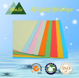 Offset Paper Paper Type and Printing Use Woodfree Paper pictures & photos