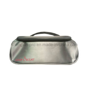 Satin Makeup Bag Cosmetic Bag with Printing Logo