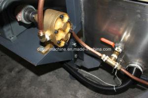 Plastic Roller Paper Feeding & Gluing Machine (YX-650B) pictures & photos