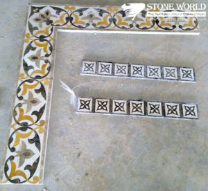 Polished Granite/Marble Mosaic Border for Flooring and Wall pictures & photos