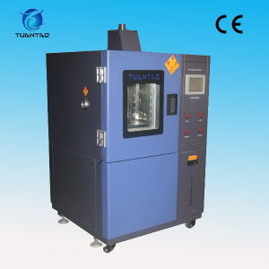 Programmable Ozone Test Chamber for Plastic Aging Test pictures & photos