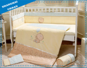 5PCS 100%Cotton Baby Bedding Set pictures & photos