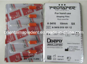 Dental Instrument Maillefer Protaper Files Larger Tapered Files pictures & photos