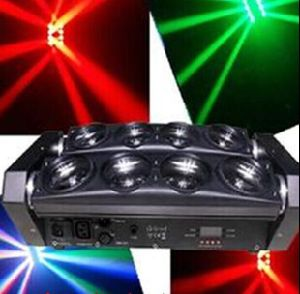 LED Sharpy Bean Moving Head Light with 8eyes pictures & photos