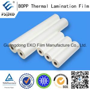18mic BOPP Plain Film with EVA Glue for Lamination pictures & photos