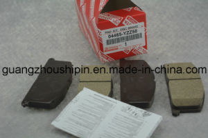 Auto Parts Japanese Car Brake Pads 04465-Yzz50 pictures & photos
