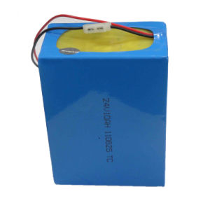 12V 30ah 26650 LiFePO4 Battery for Solar Panel Power pictures & photos