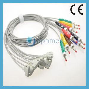 Philips Medical Trimii 10-Lead ECG Leadwire Sets, Banana Pin pictures & photos