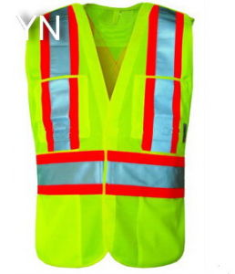 Safety Garment / Vest with High Visibility Reflective Tape pictures & photos