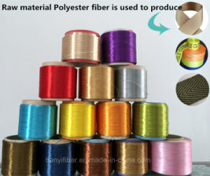 Colorful Polyester Staple Fiber Applied Inconveyor Belt, Rope, Net, Asphalt Road, Ect. pictures & photos