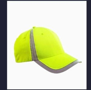 Sports Cap with High Visibility Reflective Tape pictures & photos