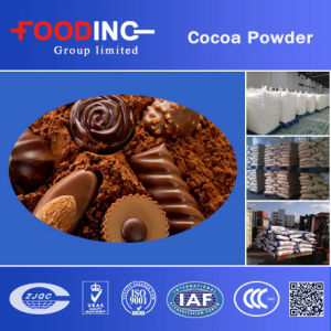 High Quality Hot Sell Alkalized Cocoa Powder 10-12% pictures & photos
