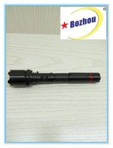 High Quality Brightest 3-Mode Long Renge Small Dry Battery Flashlight pictures & photos
