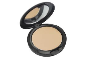 Mineral Compact Foundation Powder with Puff in Separate Compartment