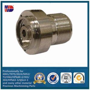 OEM/ODM High Precision CNC Metal Parts Manufacturer pictures & photos
