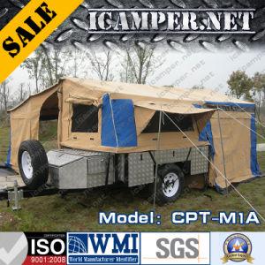 2017 Aluminum Camper Trailer