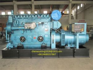 Weichai Power Cw6200zd with Marathon Alternator pictures & photos