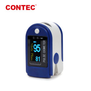 Contec Cms50d Fingertip Pulse Oximeter SpO2 Sensor- Ce and FDA Approved pictures & photos