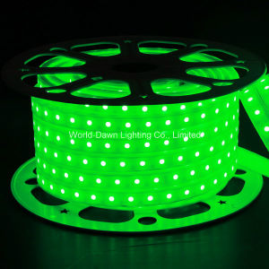 IP68 Waterproof -40~50degree Operation Temp RGB LED Strip with Special TPU Material Cover pictures & photos