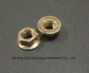 DIN6923 Hex Flange Nuts Cl. 6/8 pictures & photos