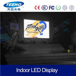 P7.62 SMD Full Color Die-Casting Aluminnum Indoor Video Screen pictures & photos