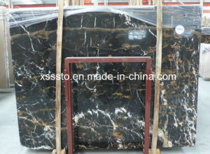 Protoro Gold Marble Slabs for Flooring pictures & photos