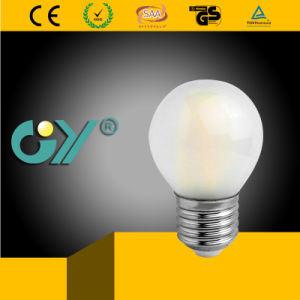 Popular Item LED Filament Lamp 3000k G45 2W 4W pictures & photos