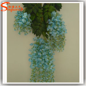 Wedding Decoration Artificial Wisteria Flower pictures & photos