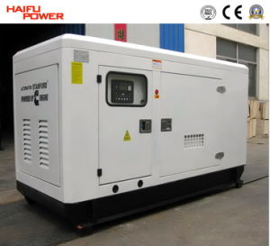 Cummins Silent Generator/ Diesel Genset/ Generator Set 24kw/ 30kVA (HF24C2) pictures & photos