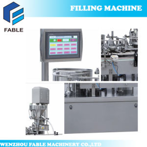 New Rotary Bottle Filling Machine for Powder and Liquid pictures & photos