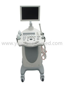 Full Digital Trolley Ultrasound Scanner pictures & photos
