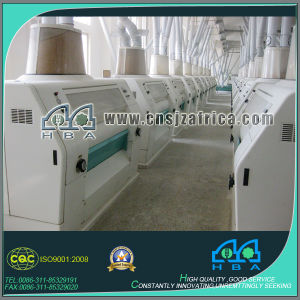 Corn Meal Milling Machine, Corn Flour Making Machinery pictures & photos