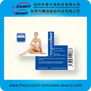 Custom Plastic Business Visiting Name Card Manufacturer in China pictures & photos