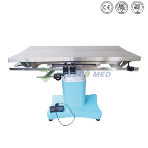 Stainless Steel Medical Veterinary Operating Bed pictures & photos