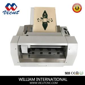High Speed Sheet Paper/Label Die Vinyl Cutter pictures & photos