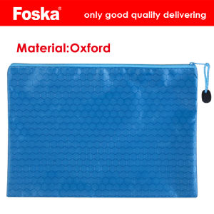 Hot Sale Fabric Zip Bag/Oxford Zip Bag pictures & photos