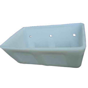 Dq Type Bucket Plastic Bucket PVC Bucket pictures & photos