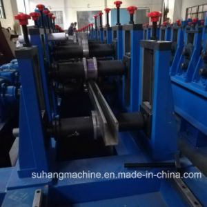 Galvanized Steel Photovoltaic Scaffold Making Machine by Gearbox pictures & photos