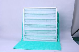 F6 Bag Air Filter for Ahu pictures & photos