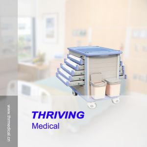 Hospital Emergency Medicine Trolley for Ward (THR-MT8500IA2) pictures & photos