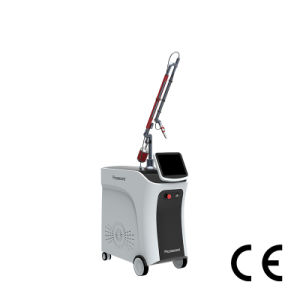 Strong Power Vertical Picosecond Laser Tattoo Removal Machine pictures & photos