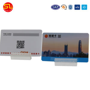 ISO 14443 Hf PVC Printing RFID Smart Card pictures & photos