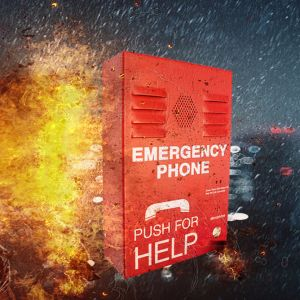 Explosion Proof Telephone IP Phone Knzd-38 Emergency Call Station pictures & photos