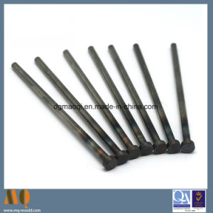 Standard Precision SKD61 1.2344 Ejector Pin with Nitrided for Plastic Mould pictures & photos
