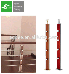 Interior Stainless Steel Glass Railing System pictures & photos