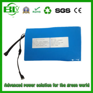 Long Life Electric Golf Trolley/Golf Cart Battery L-Ion Battery 24V 10ah Customized Capacity and Voltage in China with Stock pictures & photos