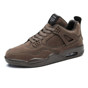New Fahion/Men Sports Brand Running Shoes Men Shoes Add Wool, Outdoor Lightweight Mens Sneakers pictures & photos